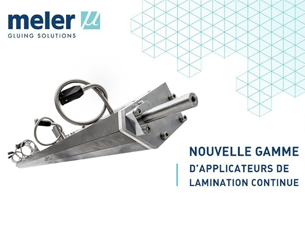 Applicateurs de lamination de Meler