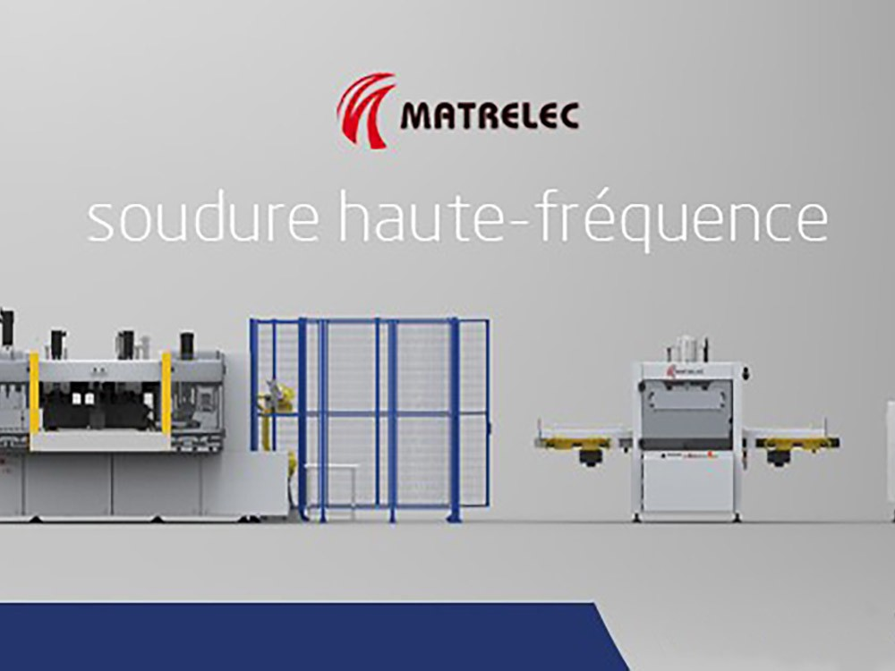 MATRELEC - high frequency welding